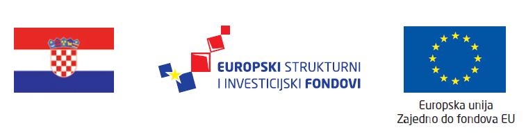 Projekt je sufinancirala Europska unija iz Europskog fonda za regionalni razvoj (EFRR)